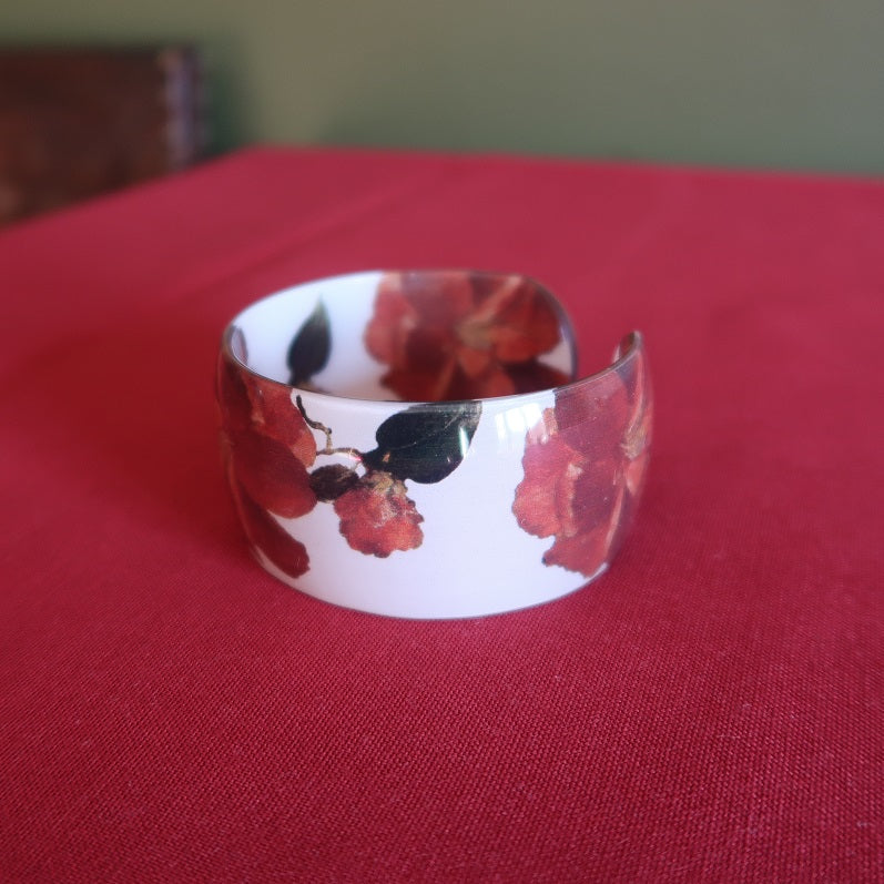 Ellen Terry Resin Bangle