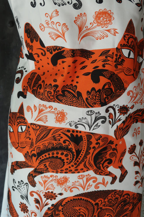 Cat Apron by Lush Designs