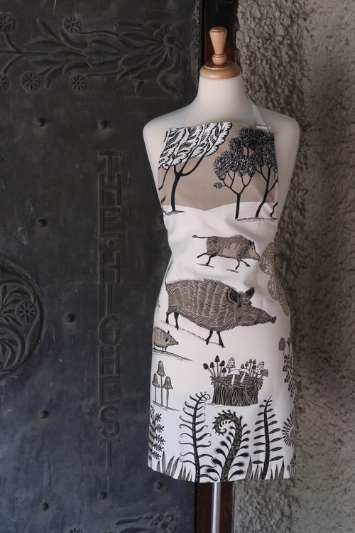 Wild Pig Apron by Lush Designs