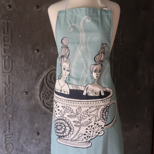 Teacup Ladies Apron by Lush Designs