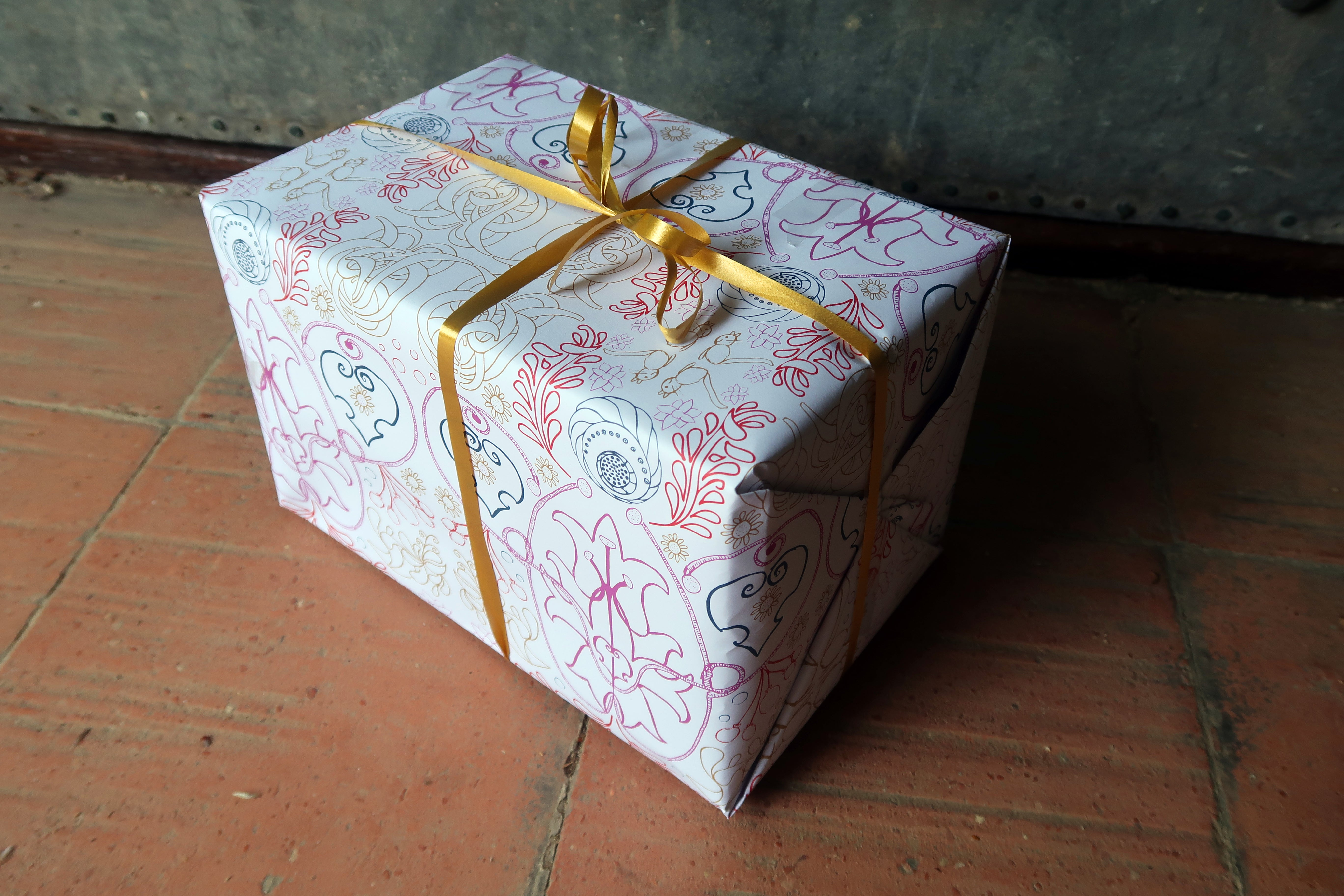 User Voice Gift Wrap