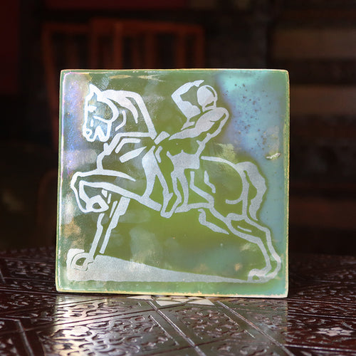 Green Large Physical Energy Tile
