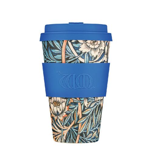 William Morris E Coffee Cup