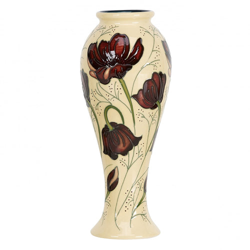 Chocolate Cosmos Vase 75/8