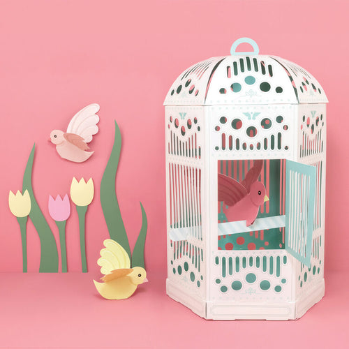 Make a Beautiful Birdcage