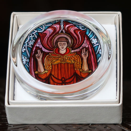 Chapel Angel Paperweight