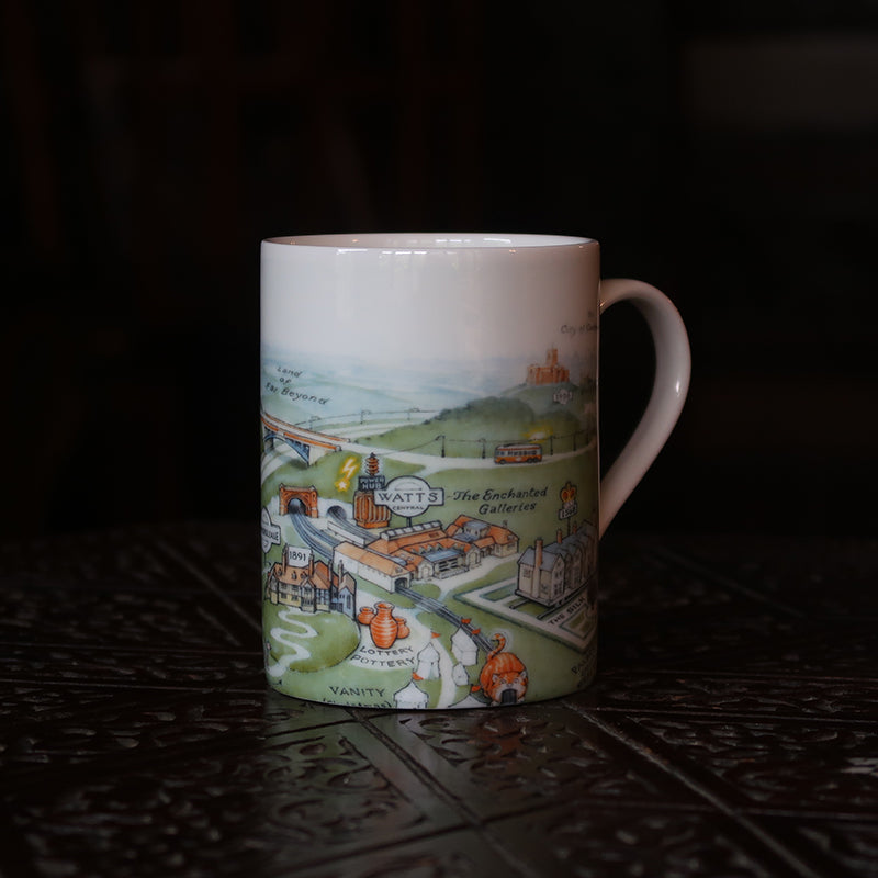 Peter Cross Mug
