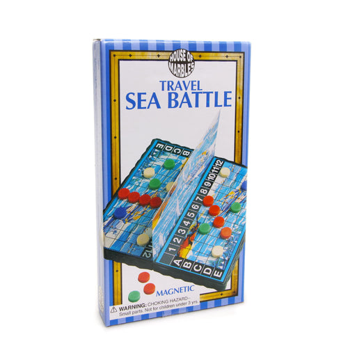 Magnetic Travel Sea Battle
