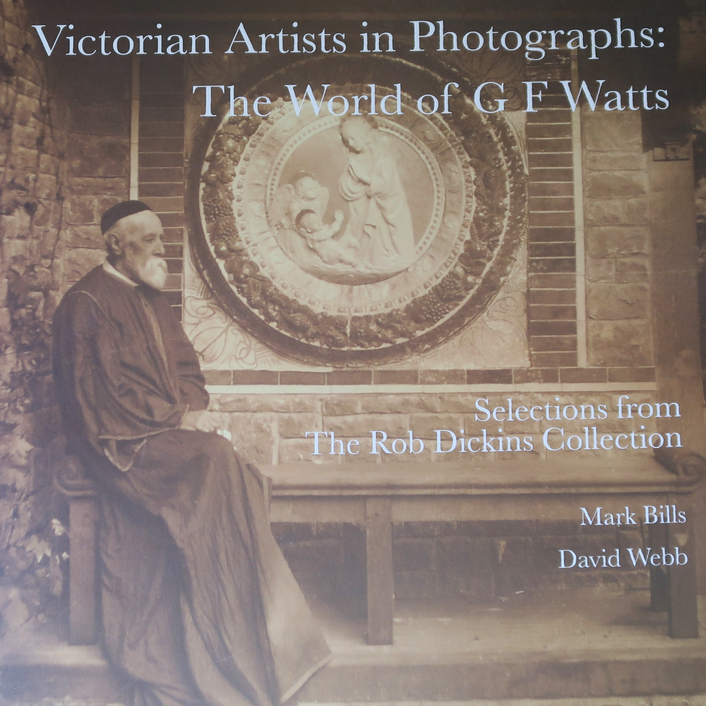 Victorian Artists in Photographs