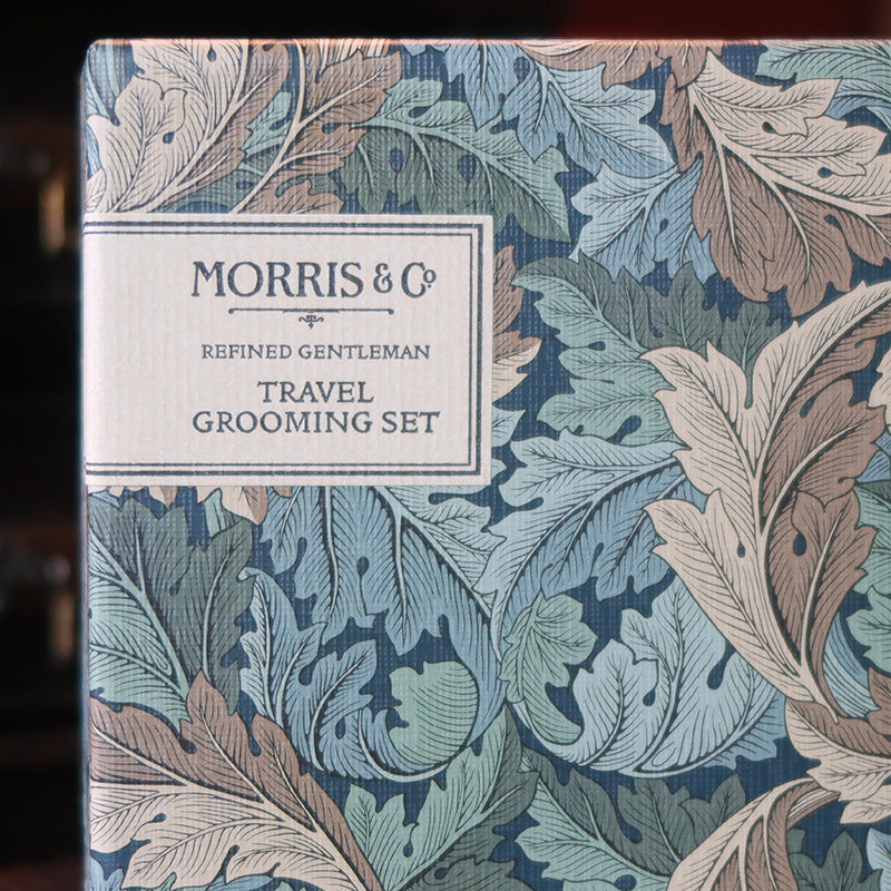 William Morris Men's Travel Set