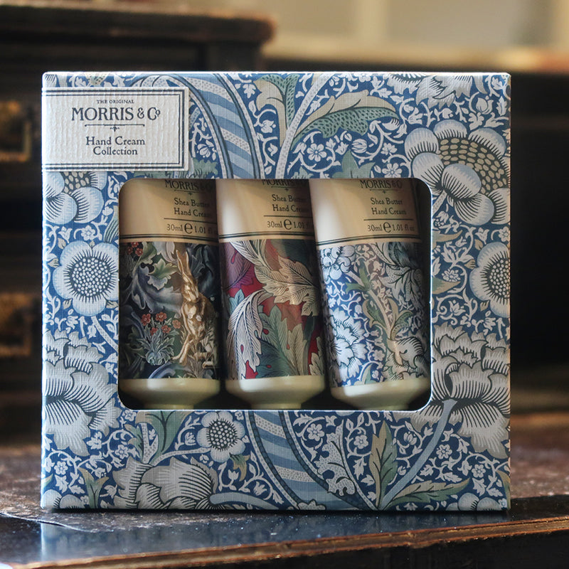 William Morris Hand Cream Collection
