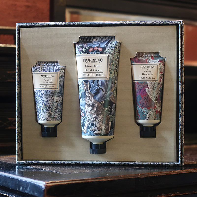 William Morris Hand Trilogy
