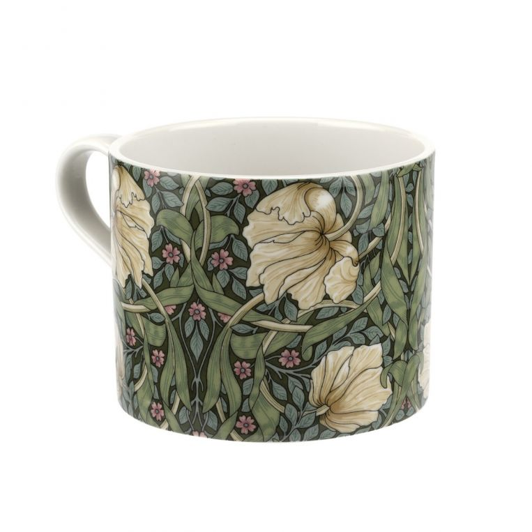 William Morris Spode Set of 2 Mugs