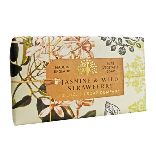 Jasmine and Strawberry Soap