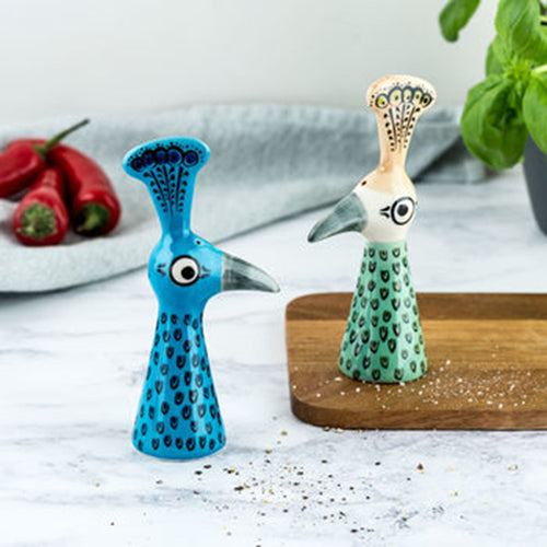 Hannah Turner Salt and Pepper Shakers