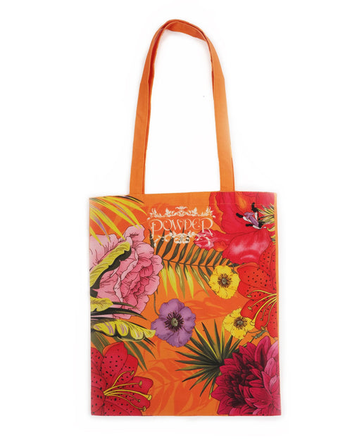 Blooming Jungle Tote Bag