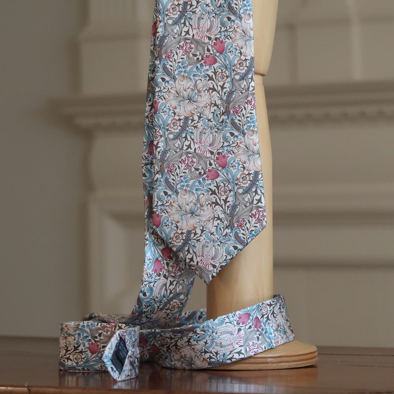 William Morris Tie