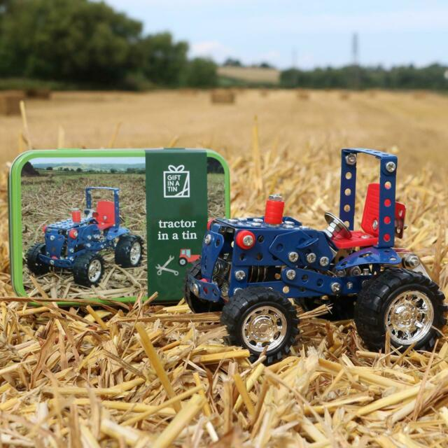 Tractor in a Tin