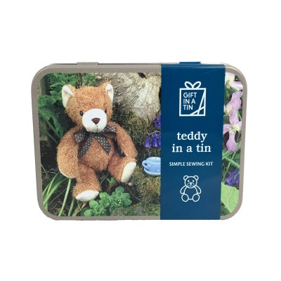 Teddy in a Tin
