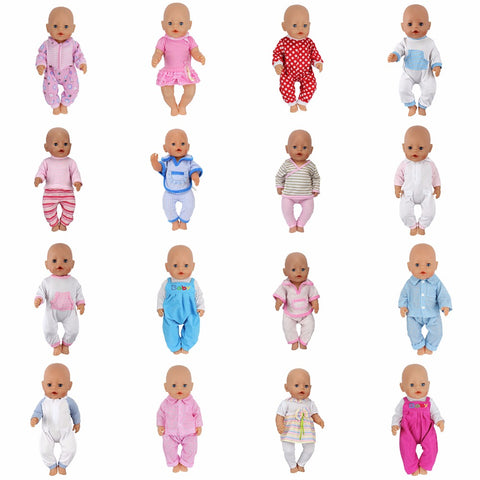 Great Collection of Reborn Baby Doll Clothes