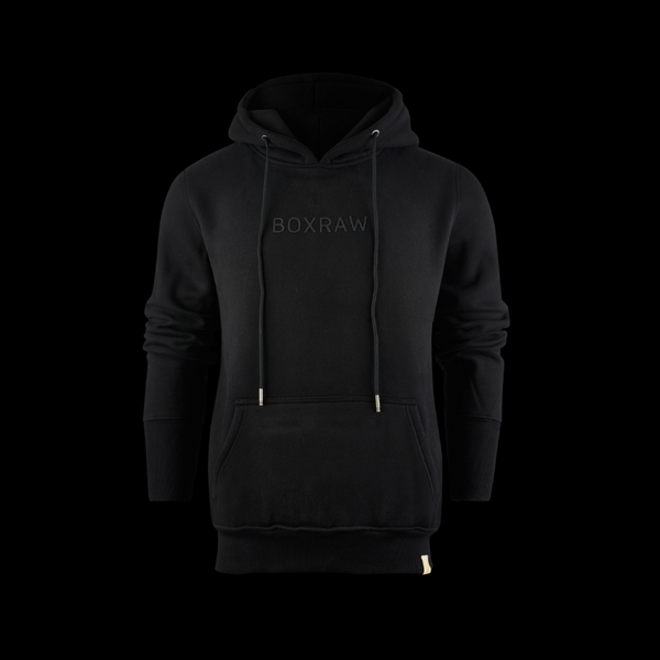 BLACK BOXRAW DEMPSEY HOODIE