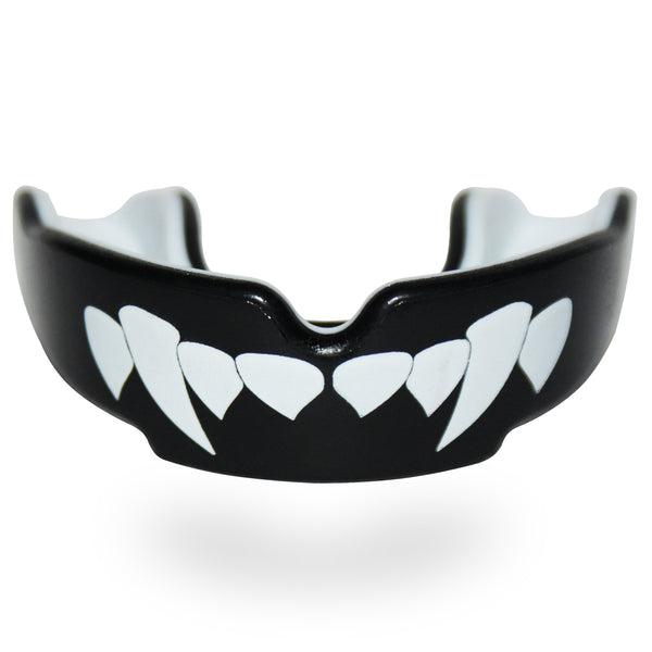 SAFEJAWZ Extro Series Self-Fit 'FANGZ' Mouthguard
