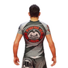 URBAN WARRIORS ACADEMY / PITBULL - Rashguard V2 - Short Sleeve