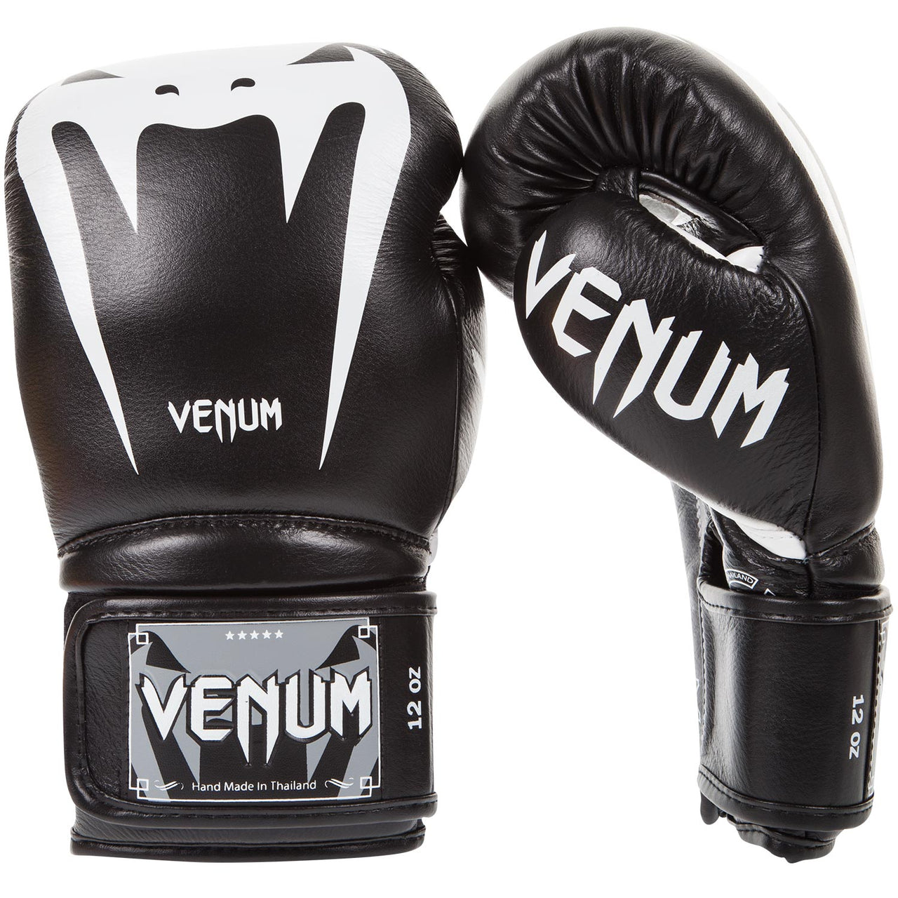 Venum Giant 3.0 Boxing Gloves - Black/White