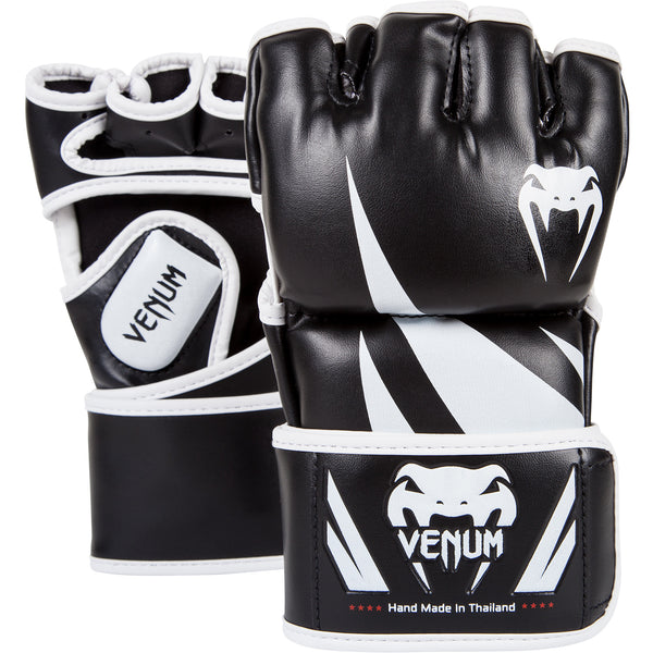 Venum Challenger MMA Gloves - Black/White