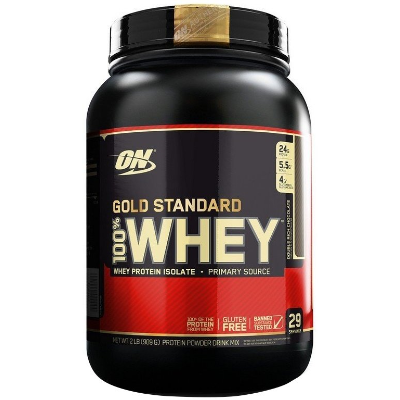 Optimum Nutrition Gold Standard 100% Whey - 908 grams / 29 servings