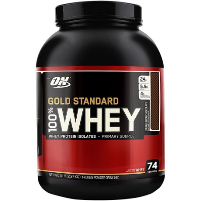 Optimum Nutrition Gold Standard 100% Whey VALUE PACK - 2270 grams / 74 servings