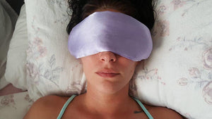 Aromatherapy Cooling Eye Pillow