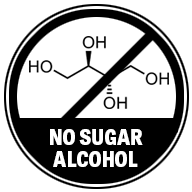 No Sugar Alcohol