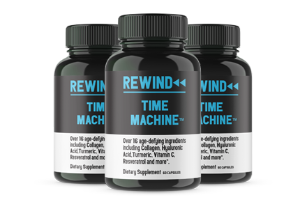 3 Bottles of Time Machine