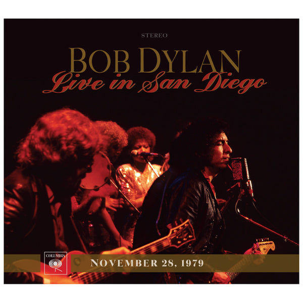 LIVE IN SAN DIEGO NOVEMBER 28, 1979 - 2CD