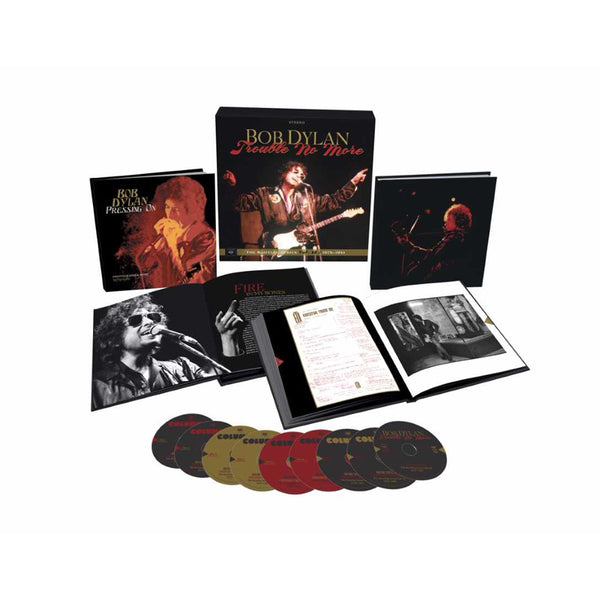 Trouble No More: The Bootleg Series Vol. 13 (1979-1981) - Deluxe 9 Disc (8CD/DVD) + Exclusive Bonus 2CD Set
