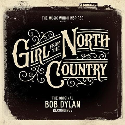 Bob Dylan - The Music Which Inspired Girl From The North Country - 2CD
