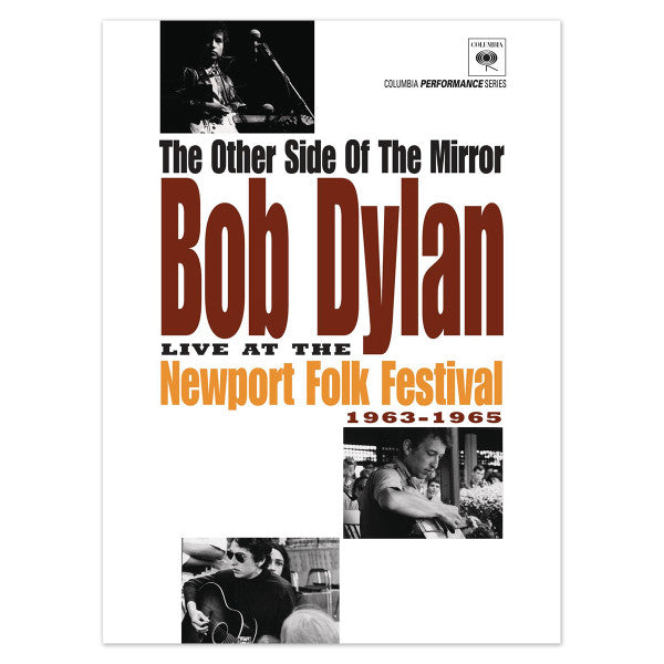 Bob Dylan - The Other Side Of The Mirror - DVD