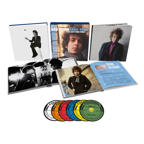 Bob Dylan - The Cutting Edge 1965-1966 (The Bootleg Series, Vol.12) - Deluxe 6CD Box Set