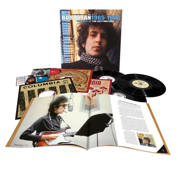 Bob Dylan - The Cutting Edge 1965-1966 (The Bootleg Series, Vol.12) - Deluxe 3LP + 2CD Box Set