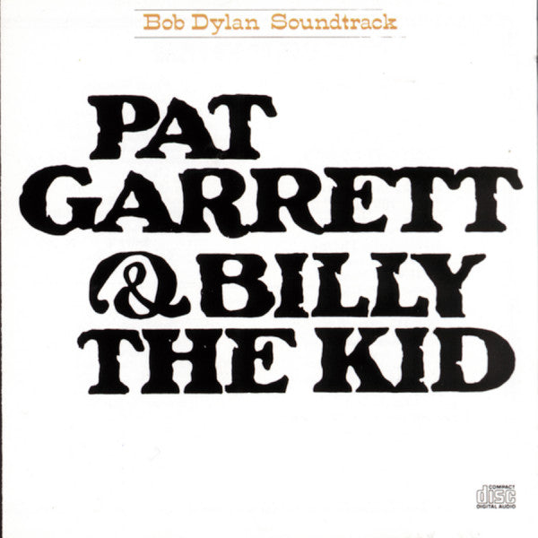 Bob Dylan - Pat Garret & Billy The Kid - LP