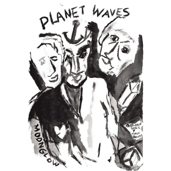 Bob Dylan - Planet Waves - LP