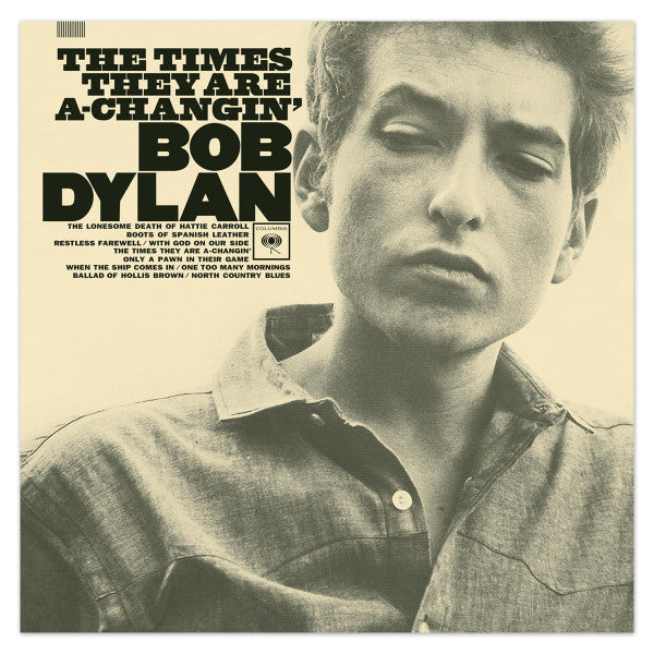 Bob Dylan - The Times They Are A Changin' - LP