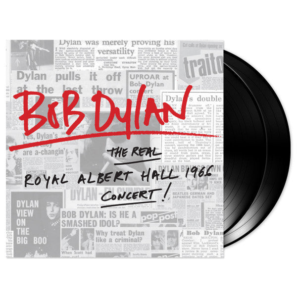 Bob Dylan - The Real Royal Albert Hall 1966 Concert - 2LP