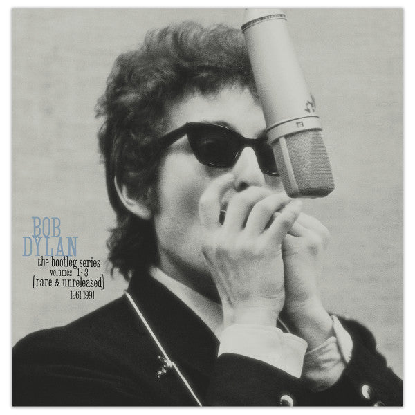 Bob Dylan - Rare & Unreleased 1961-1991 (The Bootleg Series, Vols. 1-3) - 5LP