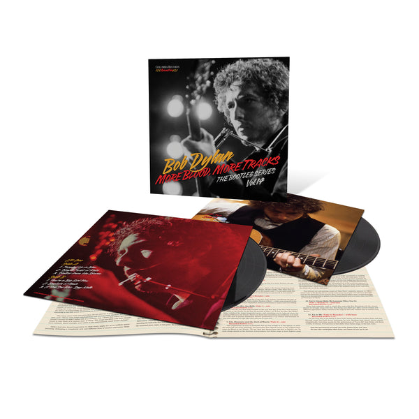 More Blood, More Tracks: The Bootleg Series Vol. 14 - 2LP