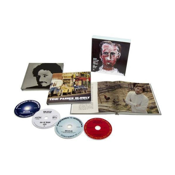 Bob Dylan - Another Self Portrait: 1969-1971 (The Bootleg Series Vol. 10) - Deluxe 4CD Box Set