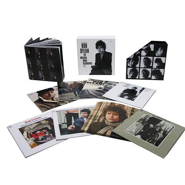 Bob Dylan - The Original Mono Recordings (Limited Edition) - Deluxe 9CD Box Set