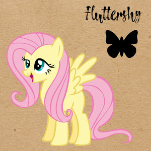 My Little Pony - Fluttershy Necklace (Limited Edition)