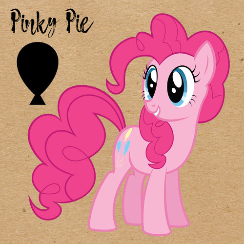 My Little Pony - Pinky Pie Necklace (Limited Edition)